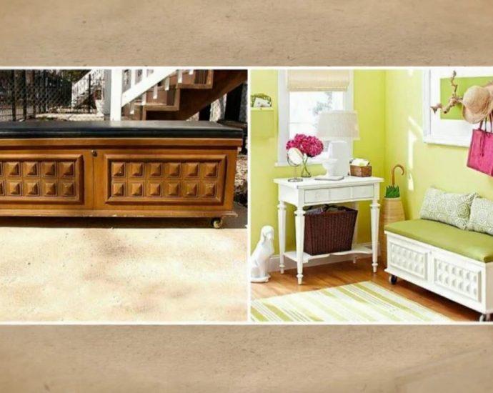 Change your old wooden furniture's into new with the help of orbit sander