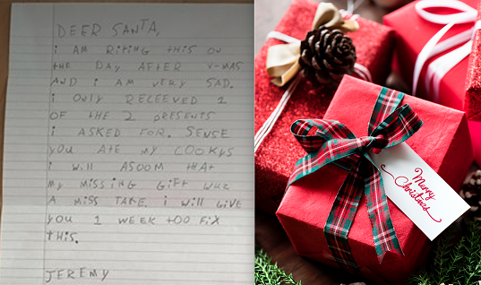 Eight Ways To Master Santa Letter Without Breaking A Sweat