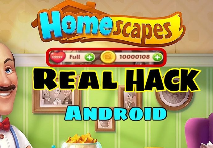 The Way To Have Lifes And Unlimited Coins For Homescapes!