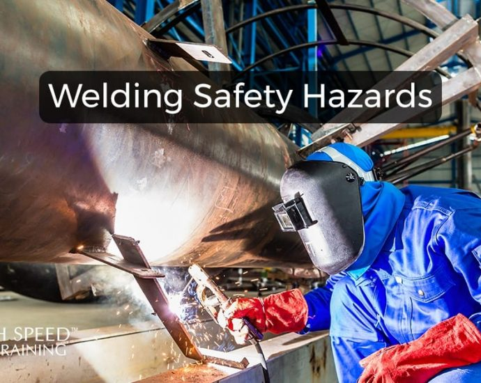 How You Can Keep Away From A Welding Arc Flash