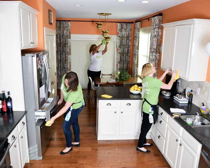 Do You Really Need A House Cleaning Service For Your Home?
