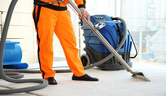 High 5 Myths About Carpet Cleansing