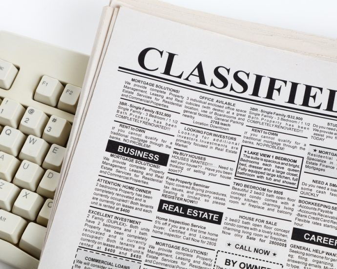 2020 Free Classified Websites List Without Registration